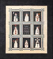 155 best Quilts Snowman images on Pinterest | Sewing patterns, DIY ... &