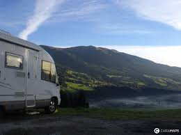 discover austria in motorhome