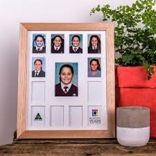 school years picture frame signature school years frame oak school years picture frame k 12 school years picture frame