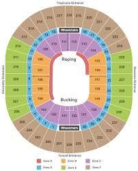 Thomas And Mack Seating Chart Pbr Thomas Mack Center Tickets And Thomas Mack Center