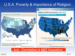 is religion good or bad for society   usa poverty amp importance of religion