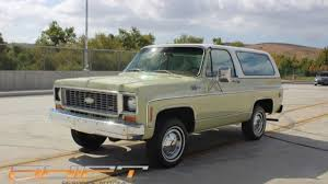 Blazer » 1973 Chevy Blazer For Sale - Old Chevy Photos Collection ...