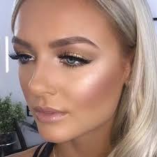 skin tips simple modern wedding melissa sine makeup artist