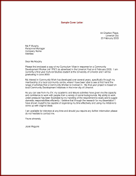 Awesome Collection Of Cover Letter Template For Bursary In Sample