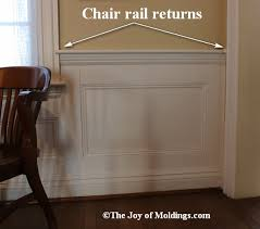 chair rail wainscoting. Wainscoting Chair Rail