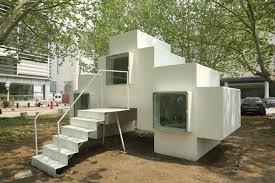 Microhouse exterior