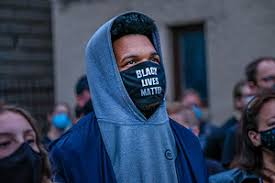 SOPA Images - Galerie - Black Lives Matter Rally in honour of Daniel Prude  in Rochester, NY USA