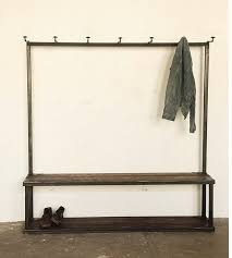 Hall Tree Entry Bench Coat Rack Awesome Coat Rack 32 My Project Pinterest Coat Racks And Contemporary