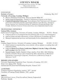 Sample Resumes For Recent College Graduates Best Of Sample Recent College Graduate Resume Kicksneakersco