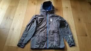black diamond primaloft insulated men s jacket size medium