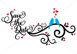 Save The Date Images Free Royalty Free Image 10660389 Save The Date Wedding Birds