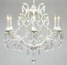 white bedroom chandelier white bedroom chandelier wrought iron corner post pertaining to crystal plans small white