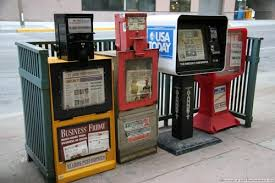 Vending Machine News Magnificent Please Pay Us For Our News Please Nieman Journalism Lab
