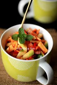 2 buah wortel 4 buah timun 5 siung bawang merah 25 buah cabe rawit hijau 200 ml air 4. Resep Acar Merah Nanas Ketimun Wortel Just Try Taste