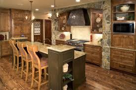 Small Picture Kitchen Kitchen Island Table Hardwood Floor Rustic Small Kitchen