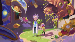 1366x768 Rick And Morty Wallpapers ...