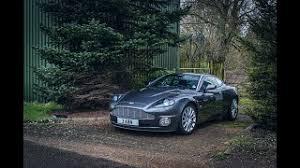 2003 Aston Martin Vanquish Youtube