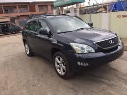 Super Clean RX330 Lexus 2004 Full Option Available For Just N3.6m ...