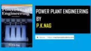 Pdf Power Plant Engineering By Pk Nag Free Download