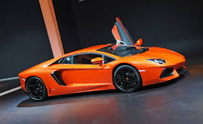 2012 Lamborghini Aventador LP700-4 Debuts @ 2011 Geneva Auto Show ...