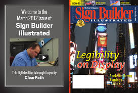 Sign Builder Illustrated: March 2012 Issue by Sign Builder Illustrated ...