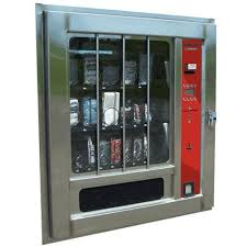 Vending Machine Bill Acceptor Cool KleenVend 48Selection48 Shelf Vending Machine No Bill Acceptor