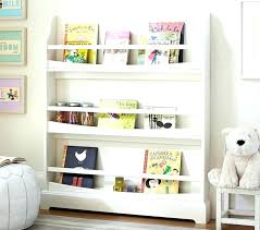 kid wall bookshelf kids wall bookshelf 3 shelf pottery barn kids throughout wall shelving ideas home