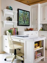 Alluring Brilliant Kitchen Desk Ideas Kitchen Desk Home Design Ideas  Pictures Remodel And Decor
