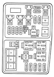 Mercury mystique fuse box power distribution mercury mystique (1995 1996) fuse box diagram auto genius on 1998 mercury mystique fuse box diagram