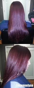 Deep Dark Red Hair Beautiful Shine