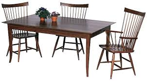 shaker style dining chairs shaker dining chairs shaker style dining table and chairs