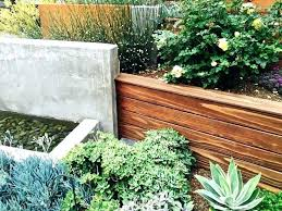 wood retaining walls wooden retaining wall retaining walls for outdoor living wooden retaining wall ideas