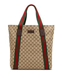 gucci bags at neiman marcus. original gg canvas north-south tote bag, tan by gucci at neiman marcus. bags marcus