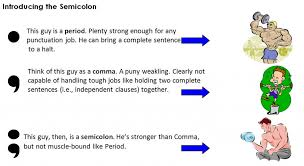 When Do I Use A Comma How To Use A Semicolon Properly