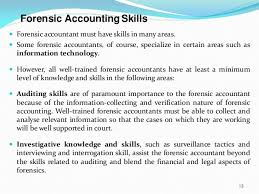 Exploratory Animal And Medical Research Forensic Accounting Resume