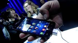 Samsung Galaxy S II hands-on ...