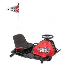 Электро <b>дрифт</b>-<b>карт Razor</b> Crazy Cart, Красный — купить в ...