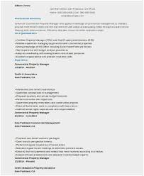 Property Manager Resumes Fascinating Property Manager Resume Cover Letter Admirable Sample Property