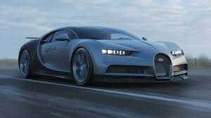 No, he says clearly chiron. Even When It S A Game I Feel The Speed The Bugatti Chiron Forzahorizon