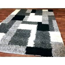 grey area rug 5x7 white rug architecture projects design black and grey area light gray area