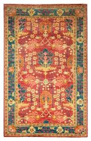 wool area rugs 5x8 wool area rugs arts and crafts rug rust by ideas furniture warehouse