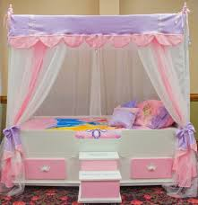 Girls Canopy Bedroom Sets Photo   1