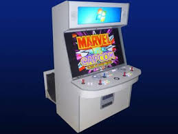 Play nearly every Video Game ever made on this Arcade Machine ...