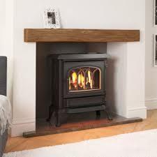 modern gas stoves. Broseley Canterbury Slimline Gas Stove Modern Gas Stoves