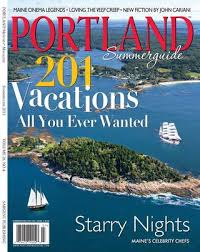 Chart Room Restaurant Hulls Cove Maine Portland Monthly Magazine Summerguide 2013 By