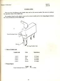 mazda fusible links ron slabach from the first generation rx 7 mailing list found this 1979 mazda service bulletin which describes amperage conversions for each of the