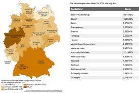 Aktuelle verteilung flüchtlinge deutschland