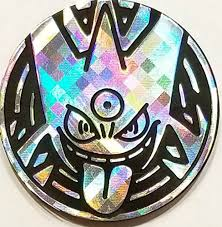 Today, we take a look at the pokemon x and y shiny mega gengar card that goes with phantom gate. Mega Gengar Coin From The Pokemon Trading Card Game Large Size Silver Pixel Holofoil Buy Online In Grenada At Grenada Desertcart Com Productid 58851860