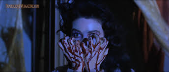 the fall of the house of usher uk blu ray review diabolique myrna fahey in roger corman s the fall of the house of usher 1960