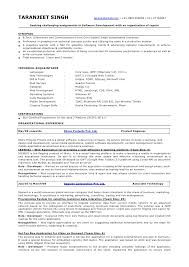 Java Developer Resume Awesome 233 Resume Taranjeet Singh 244244 Years JavaJ24EEGWT